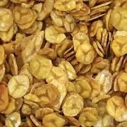 Banana Chips Salgada Frita (Granel 100g)