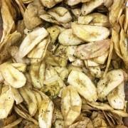 Banana Chips Salsa/Cebola Frita (100g)