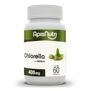 Chlorella 60 Caps 400mg