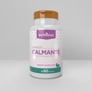 Composto Calmante 60 capsulas Nutrivale
