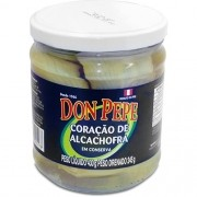 Coração de Alcachofra 245g Don Pepe