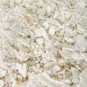 Farinha de Milho Branco Grossa (Granel 100g)