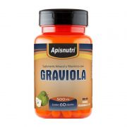 Graviola 60 Caps 500mg Apisnutri