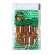 Mel sachê 40 g mel e extrato de própolis sabores hortelã e gengibre