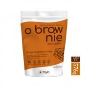 O Brownie sem Glúten 576g - Zaya