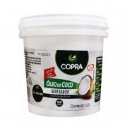 Oleo de coco Copra sem Sabor 3,2 litros