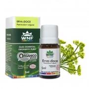 Óleo Essencial Erva Doce Orgânica WNF - 5ml