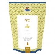 Pipoca Gourmet Chocolate Branco 100g - Pipó