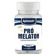 Pró Melaton 60 Caps 430mg Apisnutri