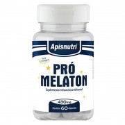 Pró Melaton 60 Caps 430mg Apisnutri