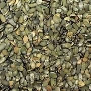 Semente de Abóbora S/Casca Crua (Granel 100g)