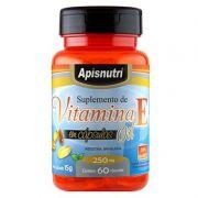 Suplemento de Vitamina E 60 Caps 280mg