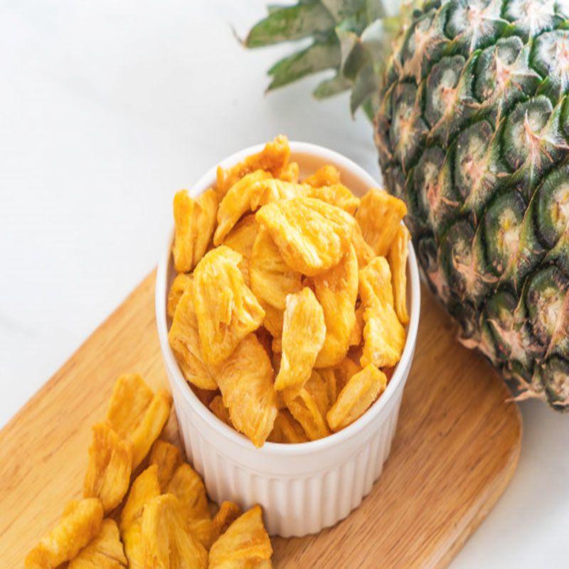 Abacaxi Desidratado (Granel 100g)