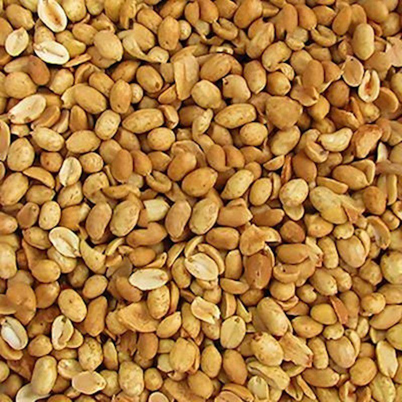 Amendoim Torrado Com Sal Sem Pele Com Alho (Granel 100g)