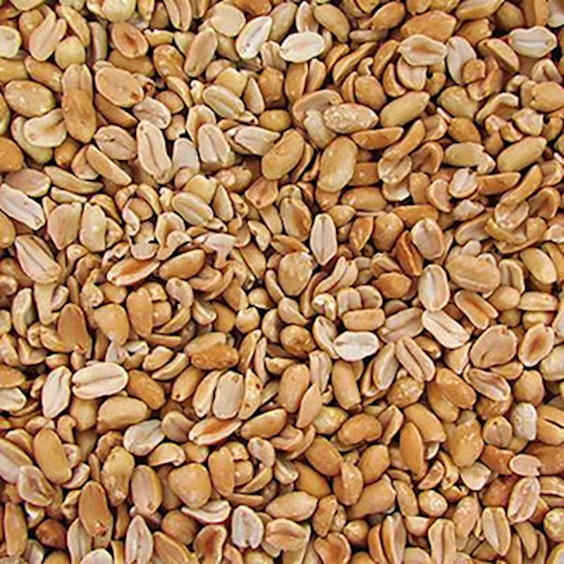 Amendoim Torrado Sem Pele Sem Sal (Granel 100g)