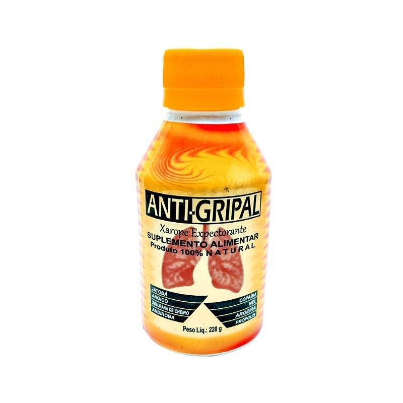 Antigripal Xarope Expectorante 220g