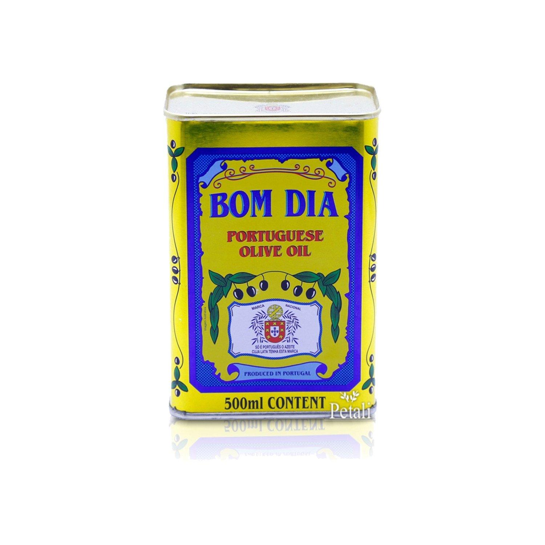 Azeite de Oliva Português 500ml - Bom Dia