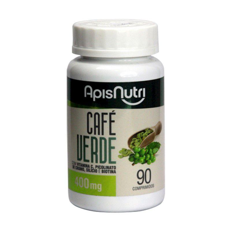 Café Verde 90 caps 400mg