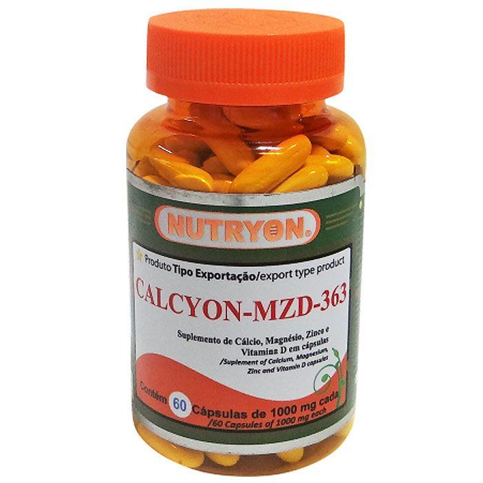 Calcyon - MZD - 363 60 Caps 1000mg