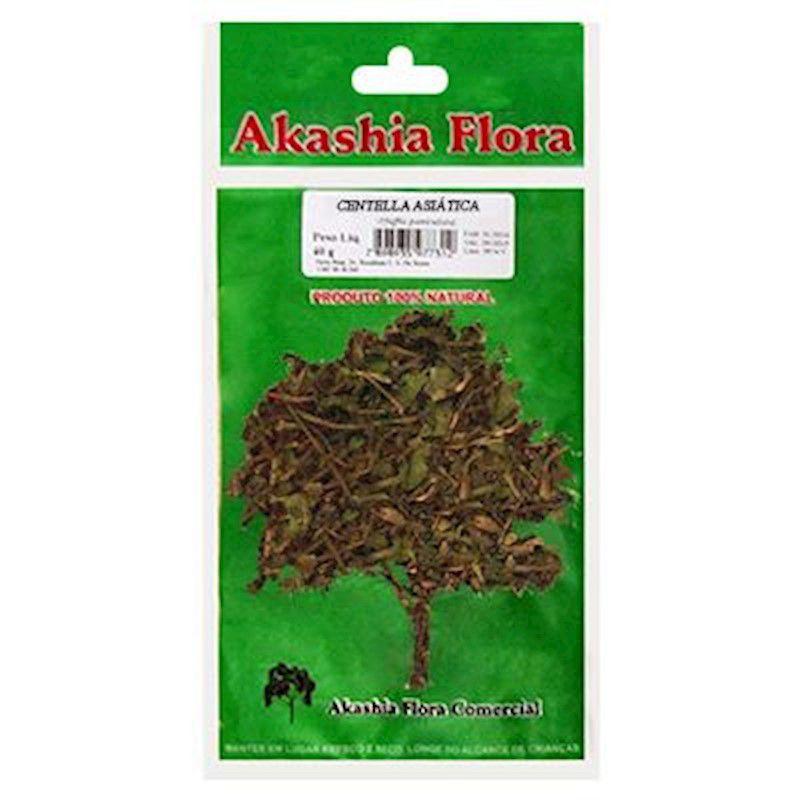 Centella Asiática 40 g Akashia