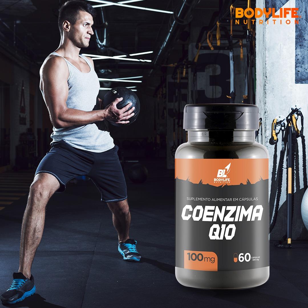 Coenzima Q10 60 Caps Body life