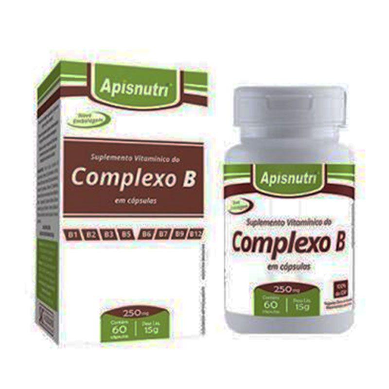 Complexo B 60 Caps 250mg