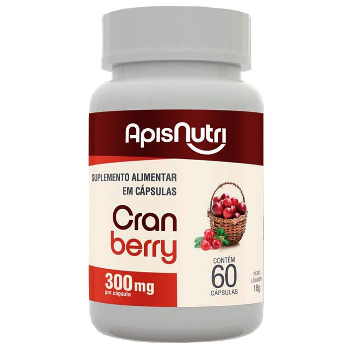 Cranberry 60 Caps 300mg