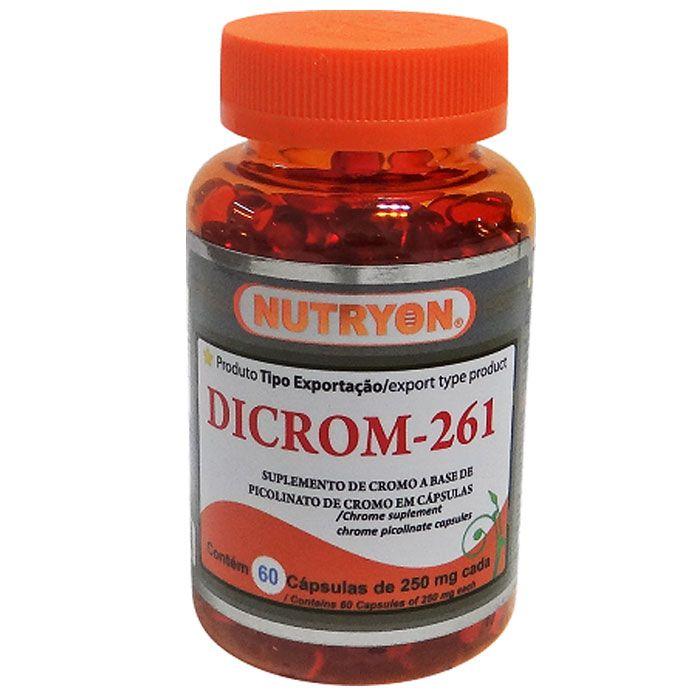 Dicrom-261 60 Caps 250mg
