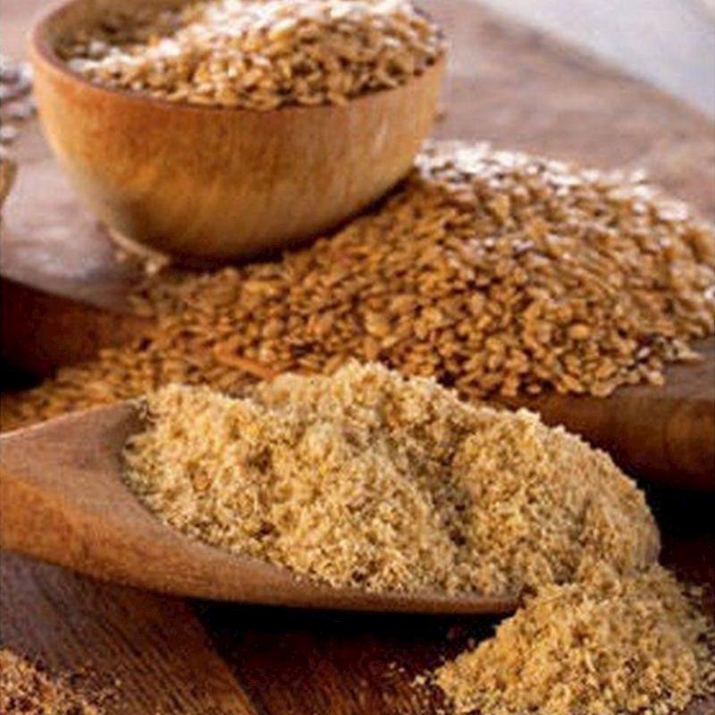 Farinha de Linhaça Dourada (Granel 100g)