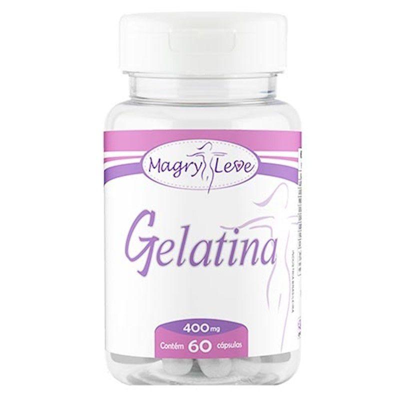 Gelatina 60 Caps 400mg