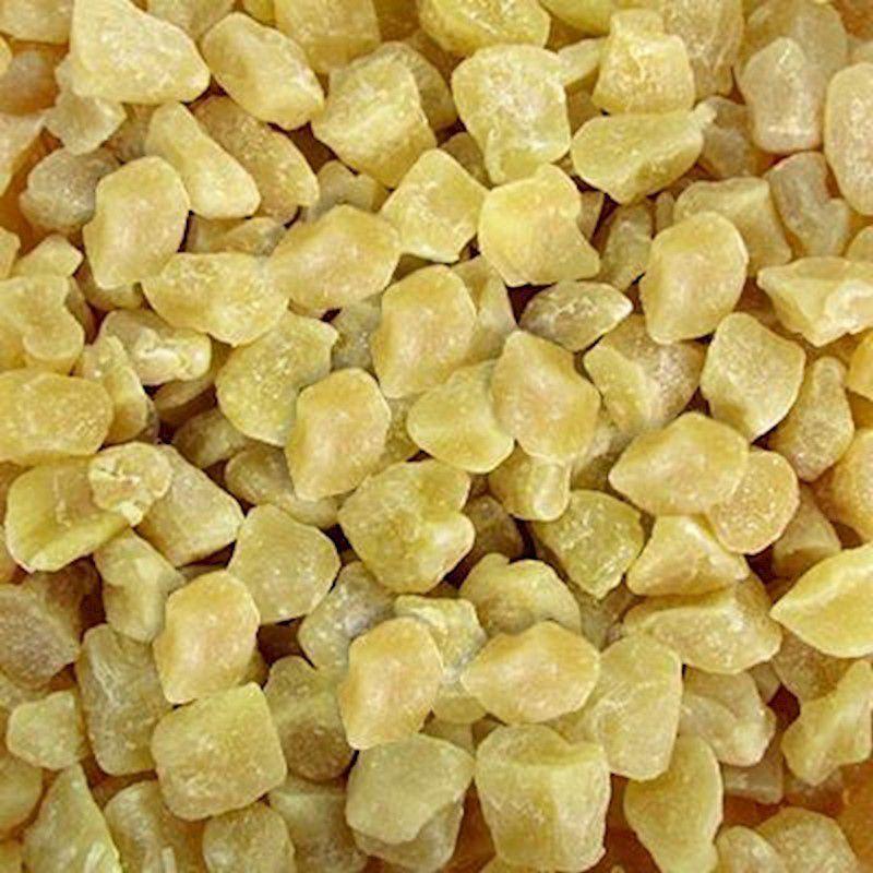 Gengibre Glaceado com Limão (Granel 100g)