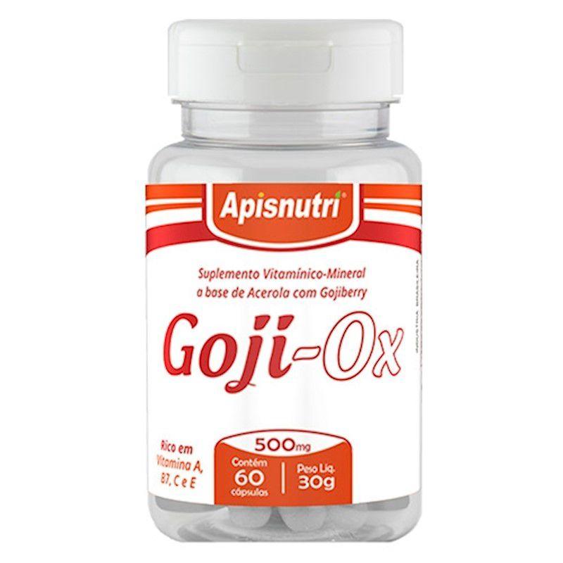 Goji-OX Acerola com Goji 60 Caps 500mg