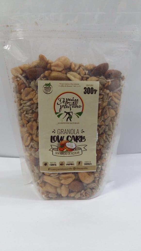 Granola Low Carb Zero 300g