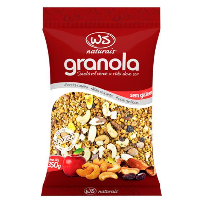 Granola sem Glúten 350g