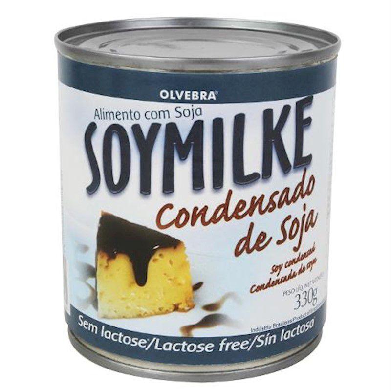 Leite Condensado Soja 330g Soymilke