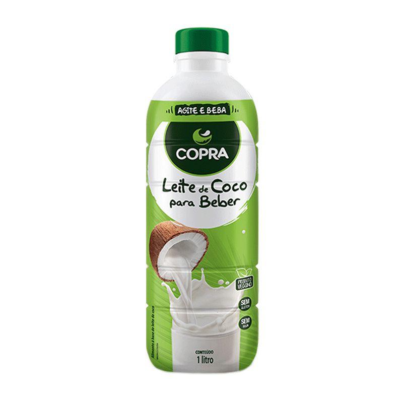 Leite de Coco para beber Copra
