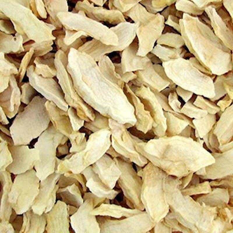 Maçã Desidratada Gomos Seca (Granel 100g)