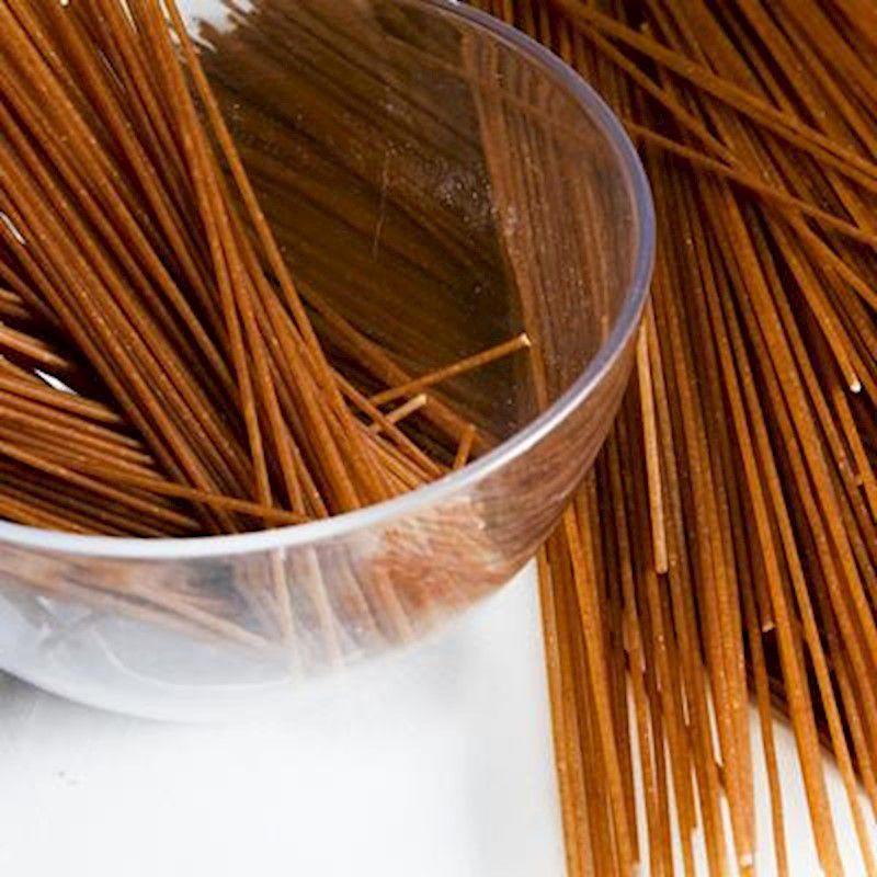 Macarrão Integral Espaguete Excelsa ( Granel 100g )