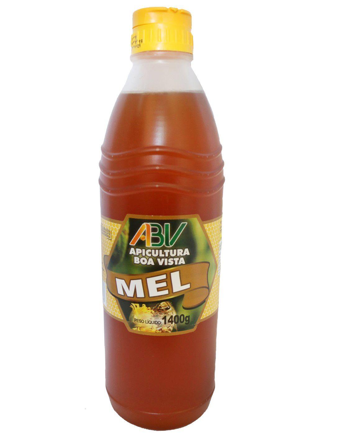 Mel puro laranjeira bisnaga pet 1400g