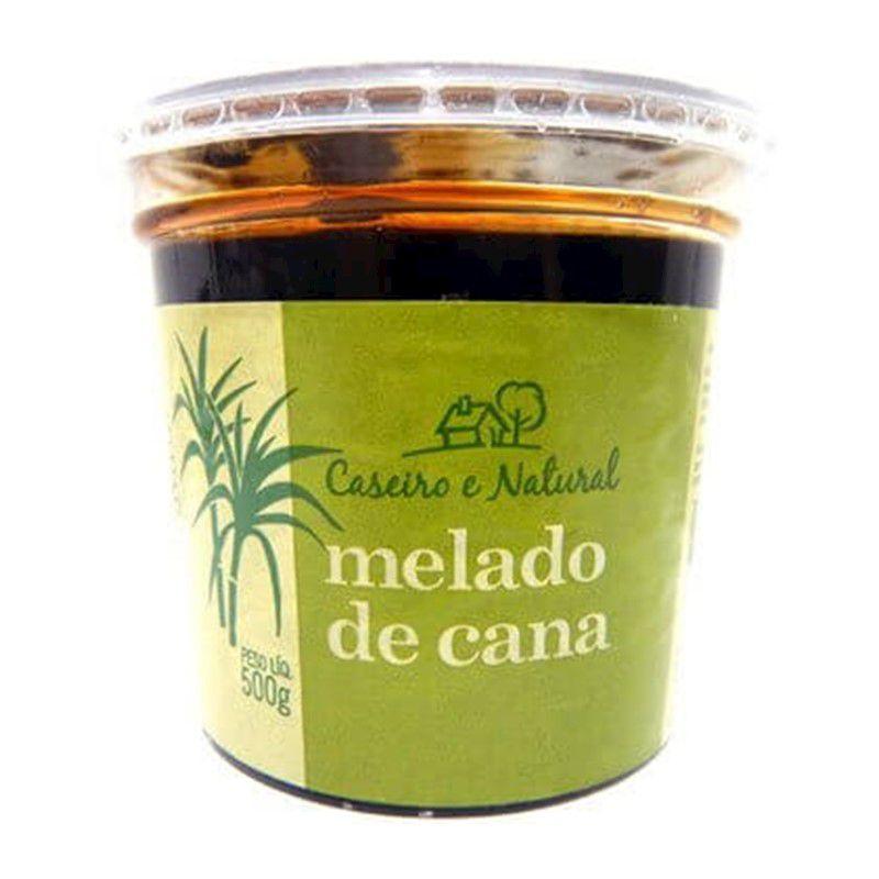 Melado de Cana Caseiro e Natural 500g