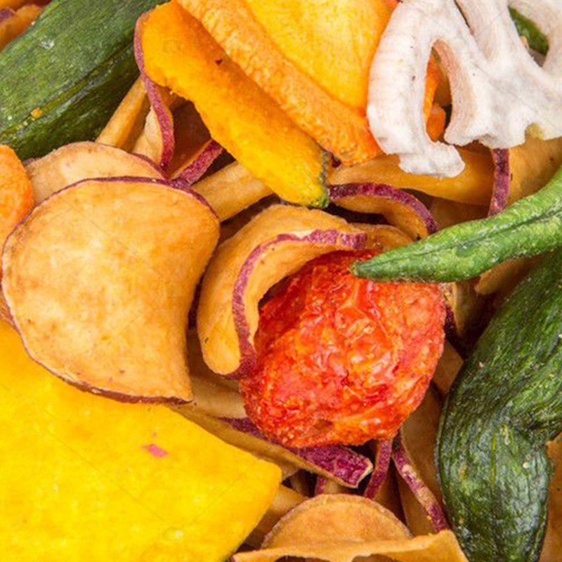 Mix de Vegetais (Granel 100g)