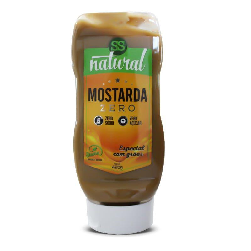 Mostarda Zero 200g -  SS Natural