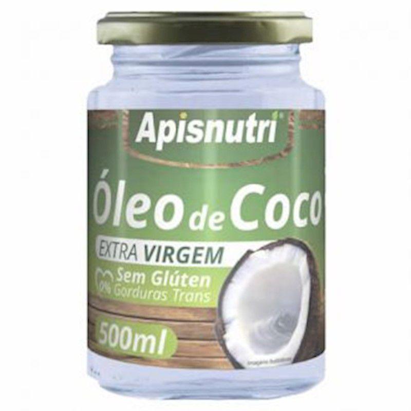 Oleo de Coco Extra Virgem 500ml