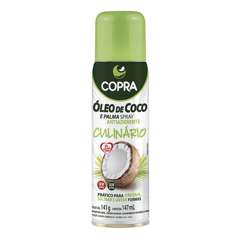 Oleo de Coco Spray 147ml Copra