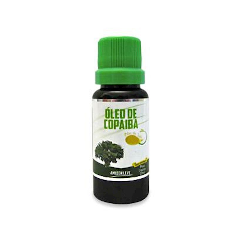 Oleo de Copaiba 20ml Amazon Leve