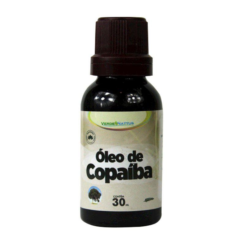 Oleo de Copaiba 30ml