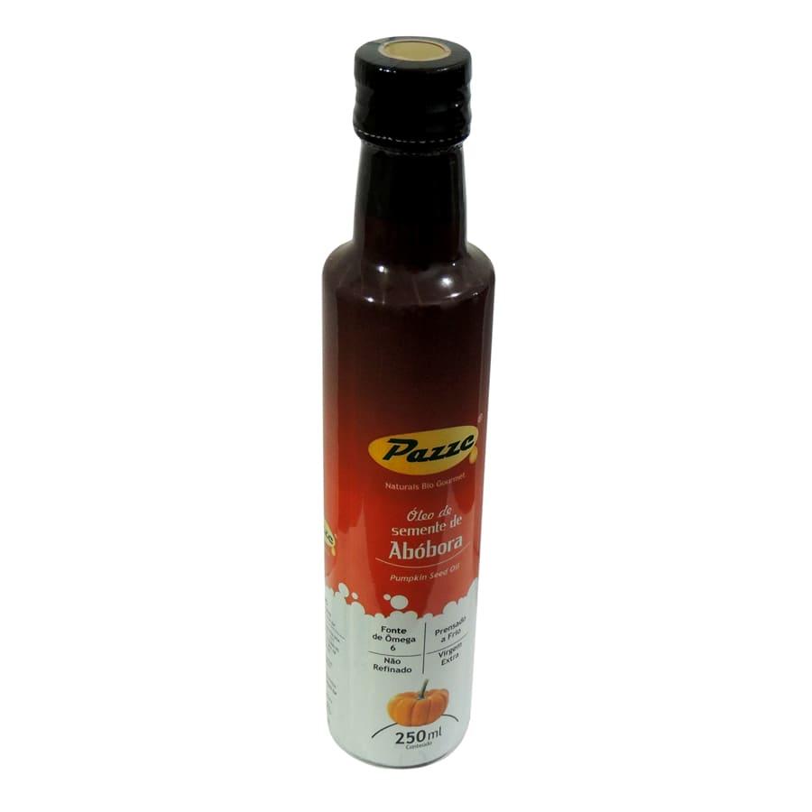 Oleo de Semente de Abobora 250ml Pazze