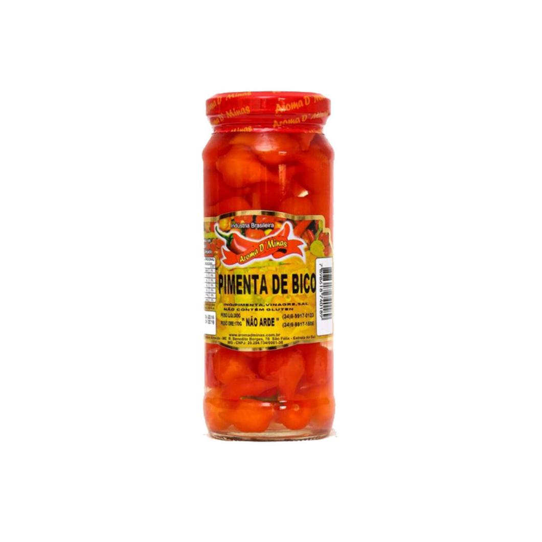 Pimenta de Bico 170g Aroma de`Minas
