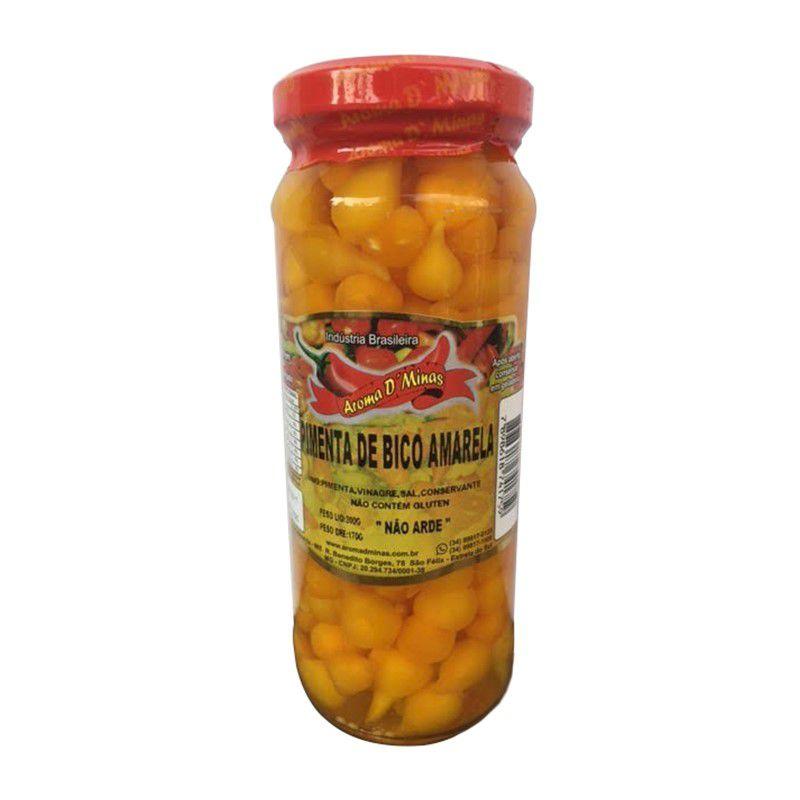 Pimenta de bico amarela