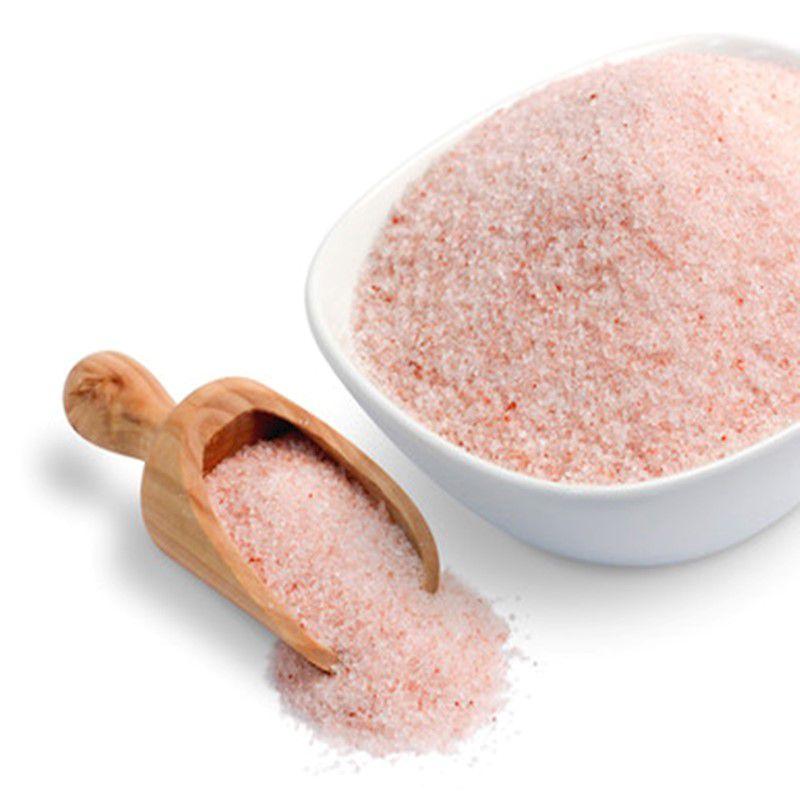 Sal Rosa do Himalaia Fino (Granel 100g)